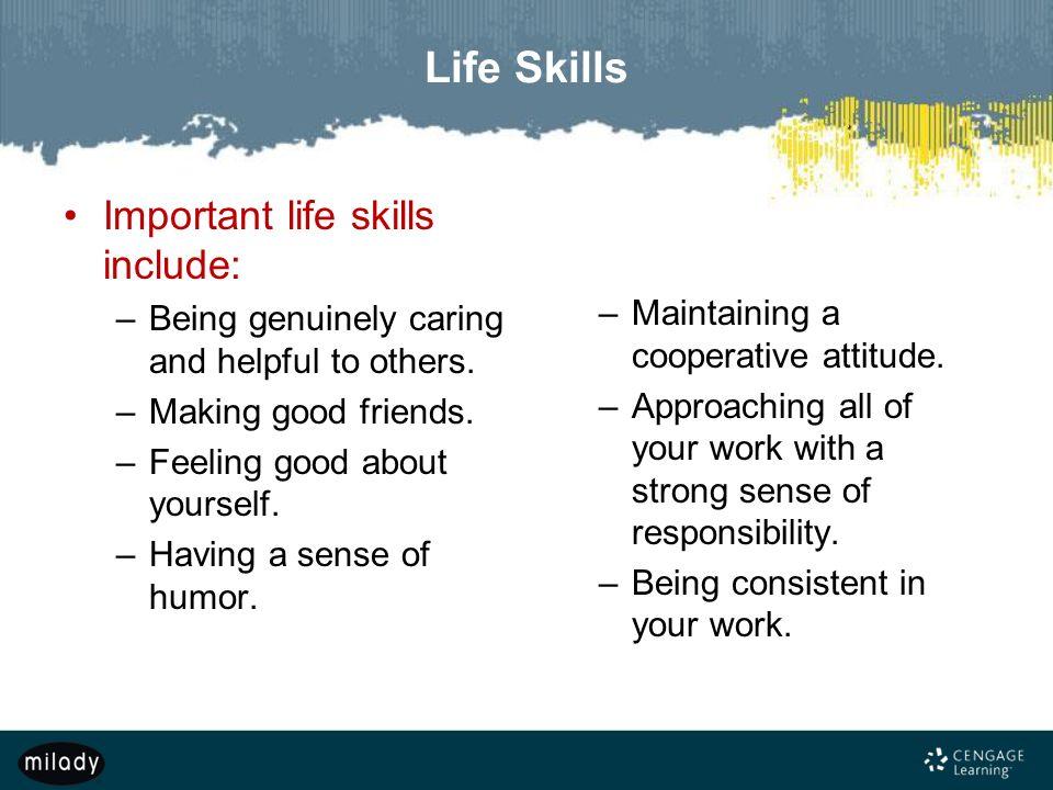 important life skills