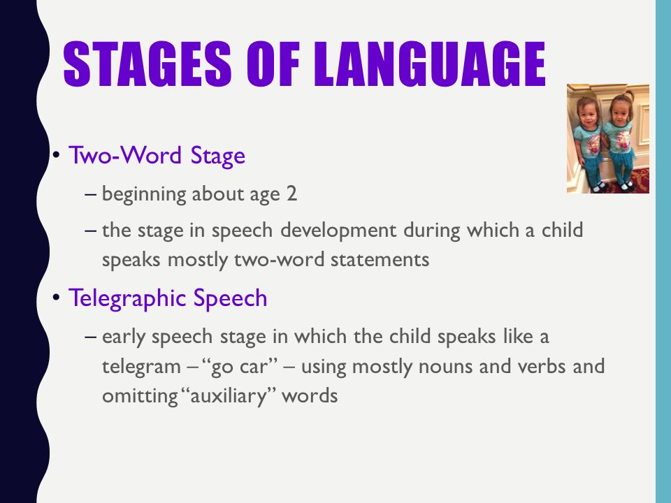 Thinking And Language Chapter Ppt Video Online Download