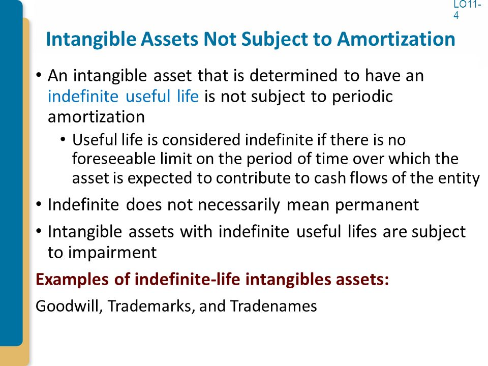 intangible asset Ias 38 outlines the accounting requirements for intangible assets, which are non- monetary assets which are without physical substance and identifiable (either.