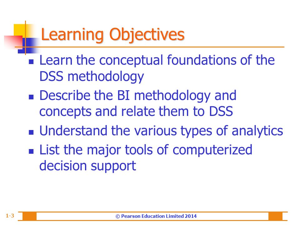 An overview of business intelligence analytics and decision support ppt video online download - Type of foundation concept ...