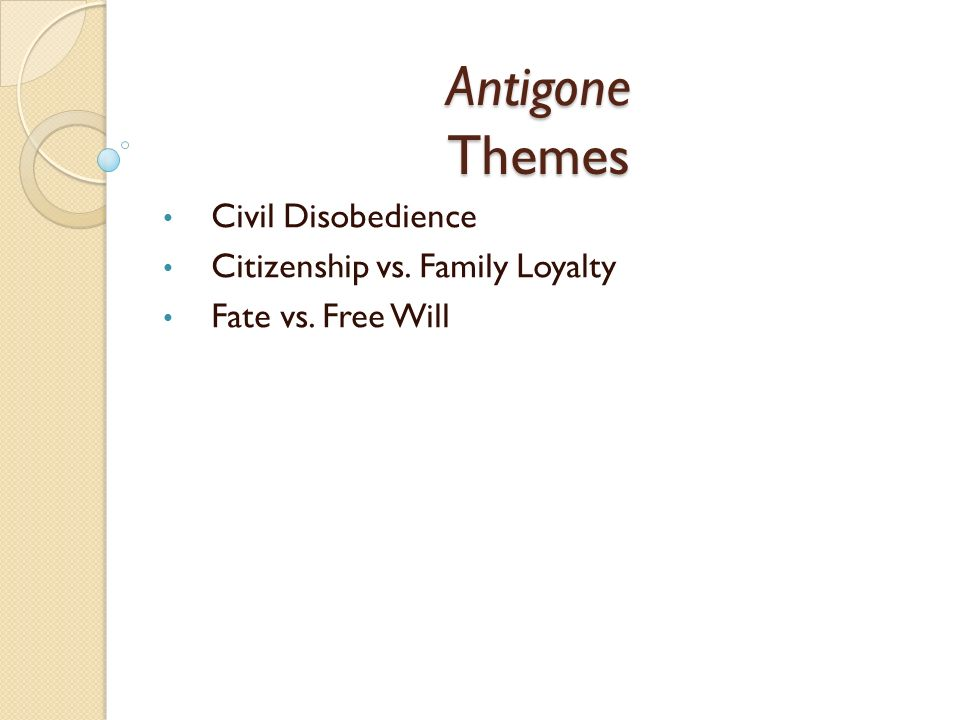 civil disobedience in antigone Get everything you need to know about civil disobedience in antigone analysis,  related quotes, theme tracking.