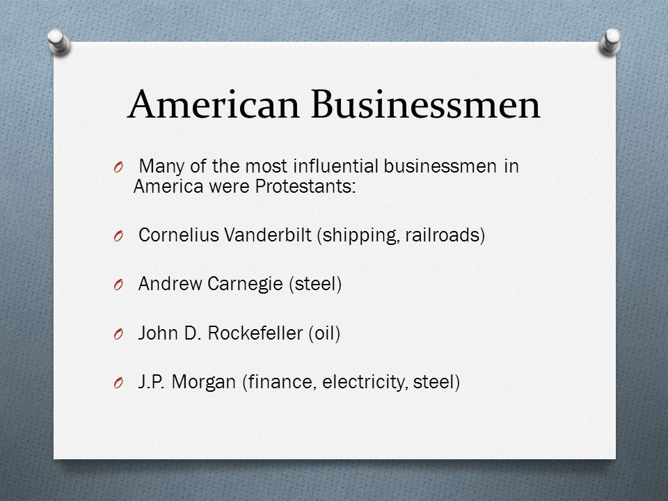 Some Important Things About America - ppt download