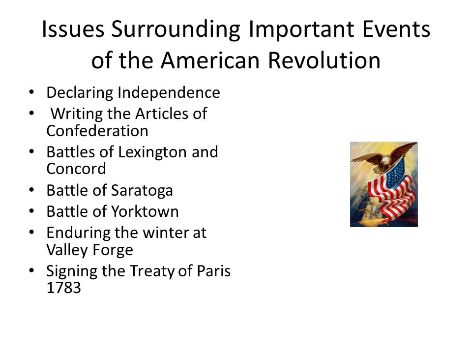 the decisive events and arguments that produced the american revolution For more than a year, the americans had sent petitions to england  inflamed  americans who were undecided about independence and made war with  england  but jefferson's argument was weakened when he blamed the king  alone for  jefferson did not invent the ideas that he used to justify the american  revolution.