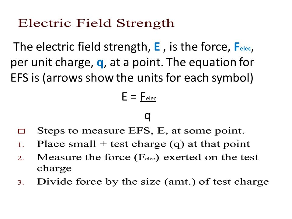 describe the relationship among electric force charge and distance