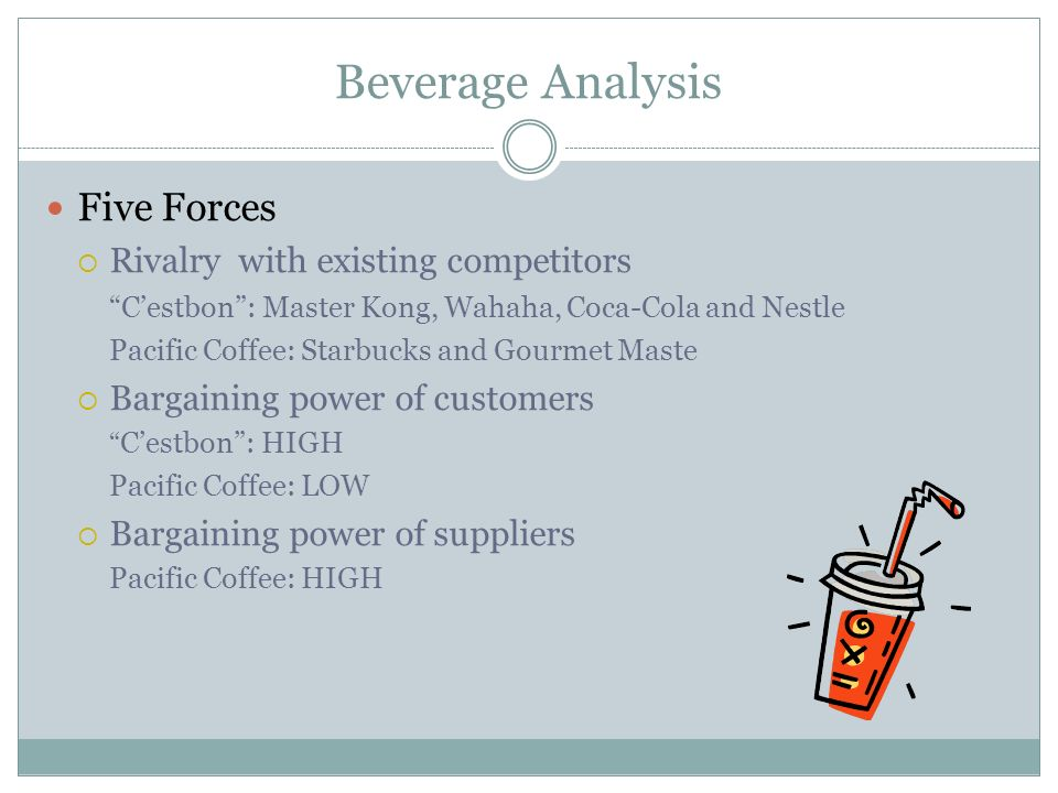 starbucks 5 force competitive analysis reveal about growth potential Start studying mgmt my chap 3 learn vocabulary, terms, and more with flashcards, games how strong are the industry's competitive forces (3) what factors are driving industry change the industry's growth potential.