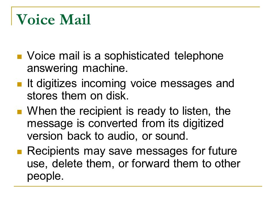 koodo voice mail how to delete messages