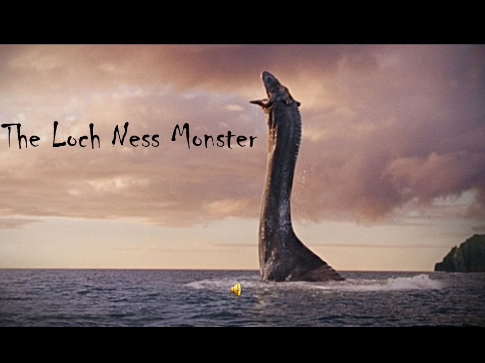 The Loch Ness Monster. - ppt video online download