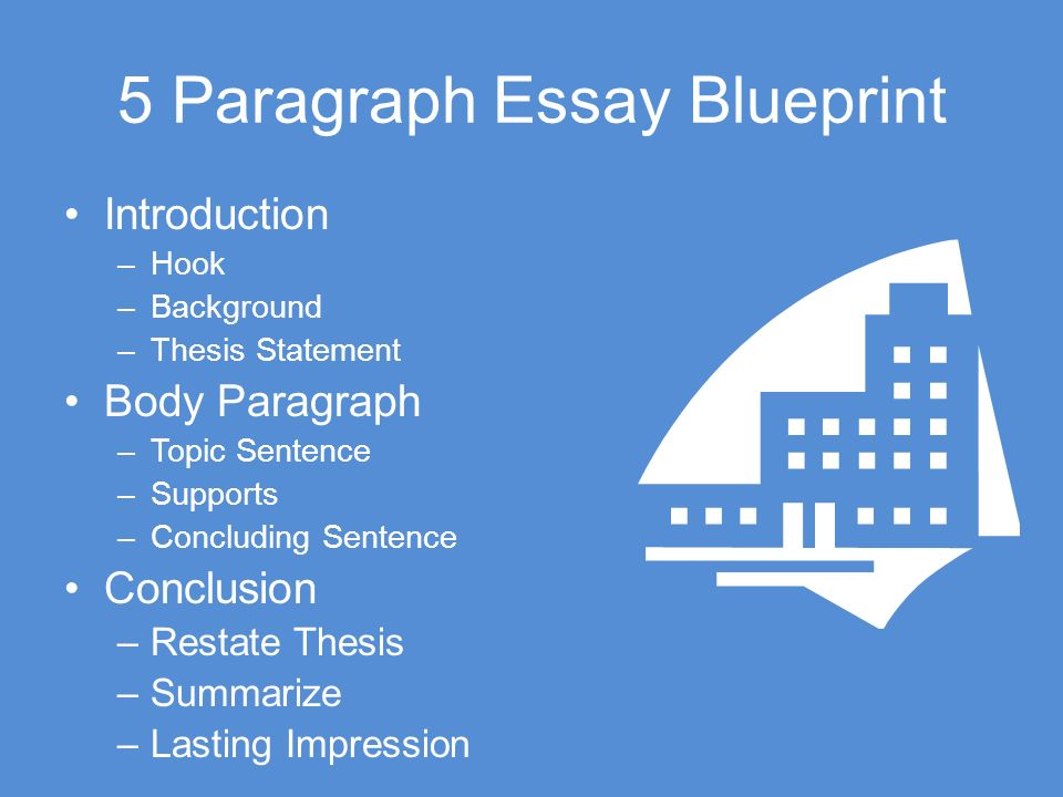 blueprint of an essay Blueprint essay, - sample thesis statement of the problem our writers know both peculiarities of academic writing and paper formatting rules.
