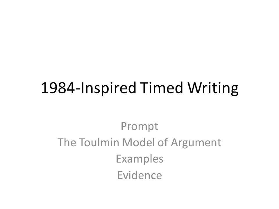 Write my 1984 essay