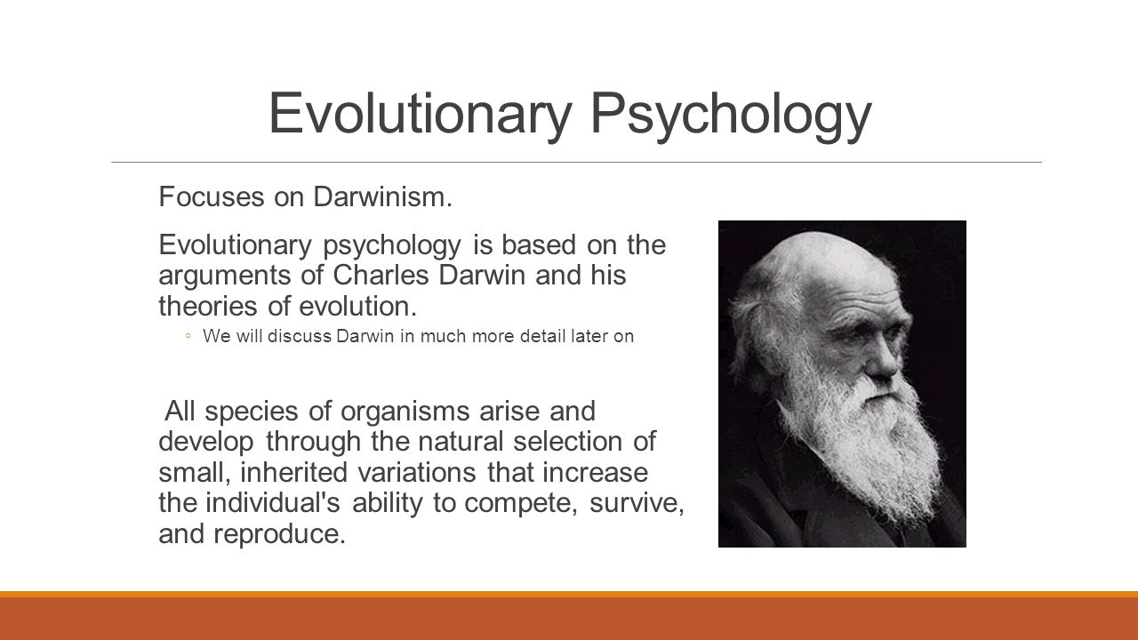 An analysis of evollutionary psychology