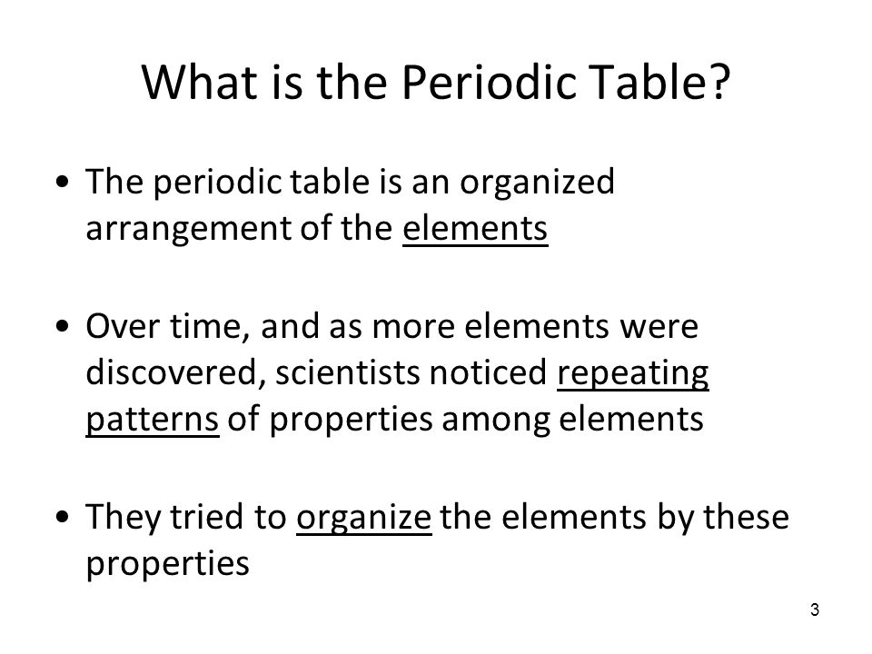 Poetry assignment pick an element ppt video online download what is the periodic table urtaz Image collections