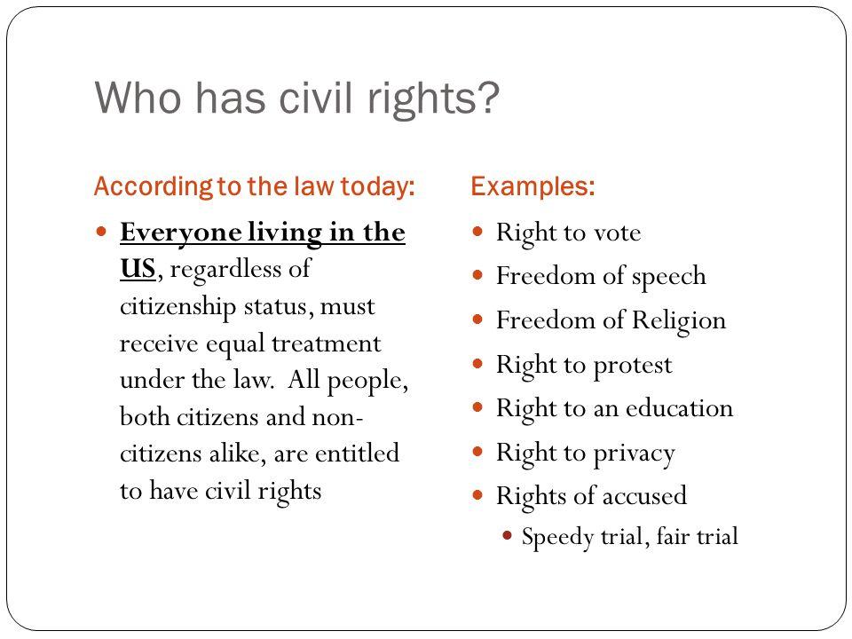 civil rights | society | bsaconcordia