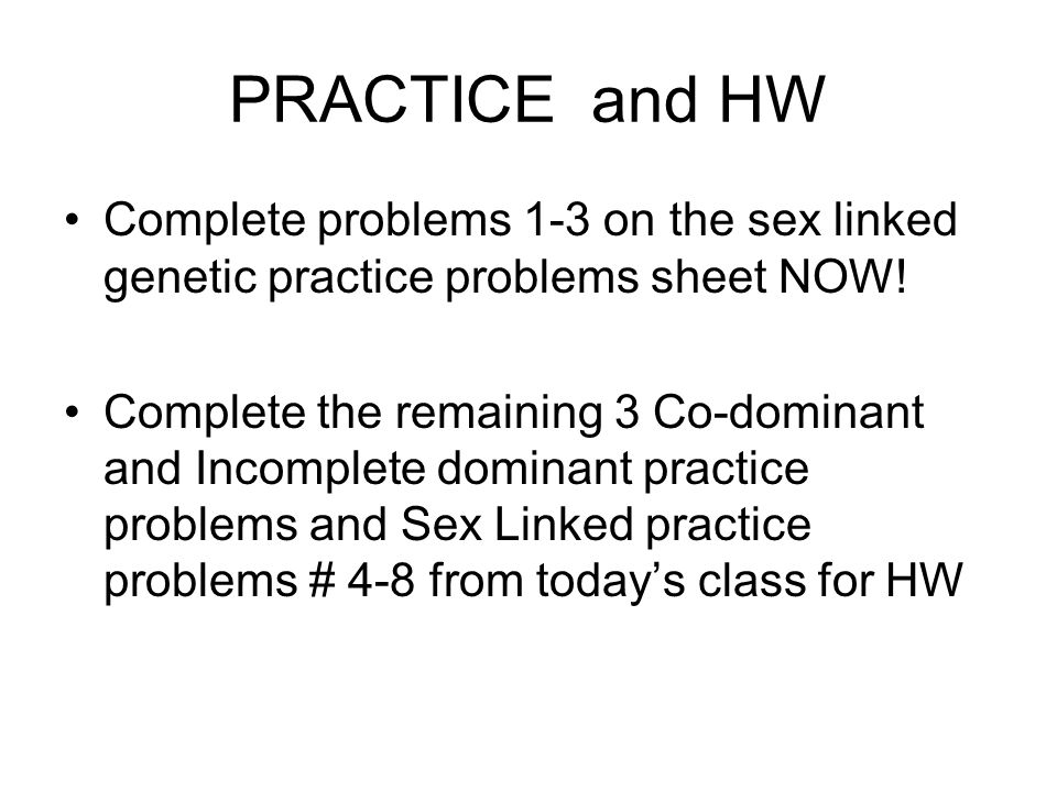 Mendelian Genetics Chapter ppt download – Genetics Practice Problems Worksheet Answer Key