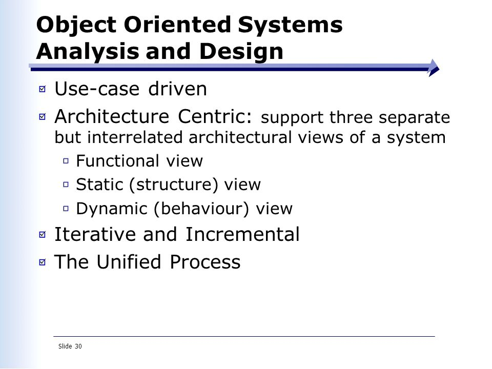 an analysis of the construction of object oriented database management systems Database modeling in uml  flexible and efficient object persistence for software systems,  the choice is usually between pure object-oriented,.