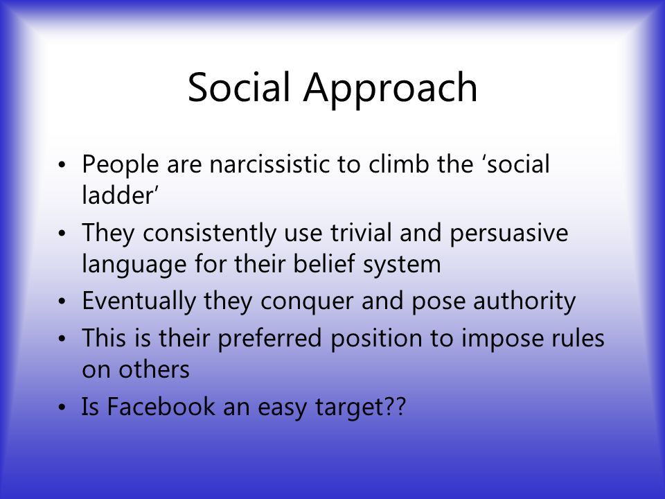 Is Social Media Turning Us into Narcissists?