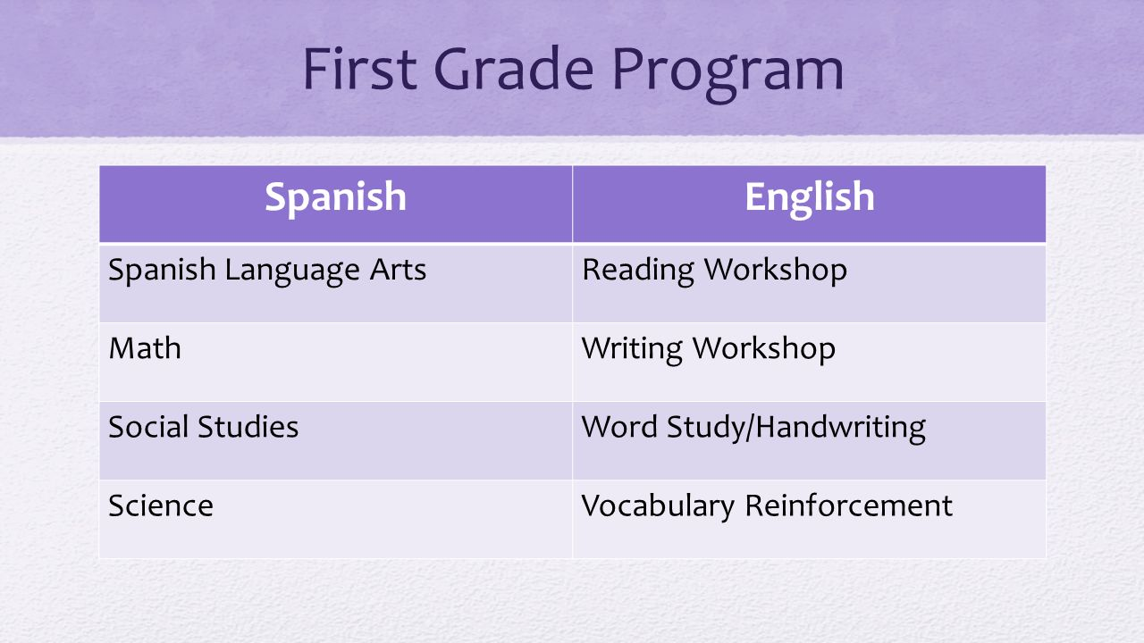 Bilingual Education Research Paper Starter