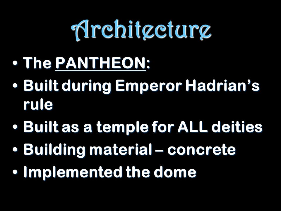 """the rule and accomplishments of emperor hadrian in rome The """"five good emperors,"""" as they are who were skilled in the rules of city, sect 4, """"rome from augustus to hadrian"""" merivale, empire."""