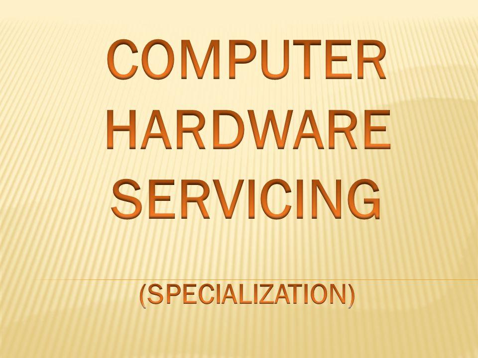 Computer Hardware Servicing Ppt Video Online Download
