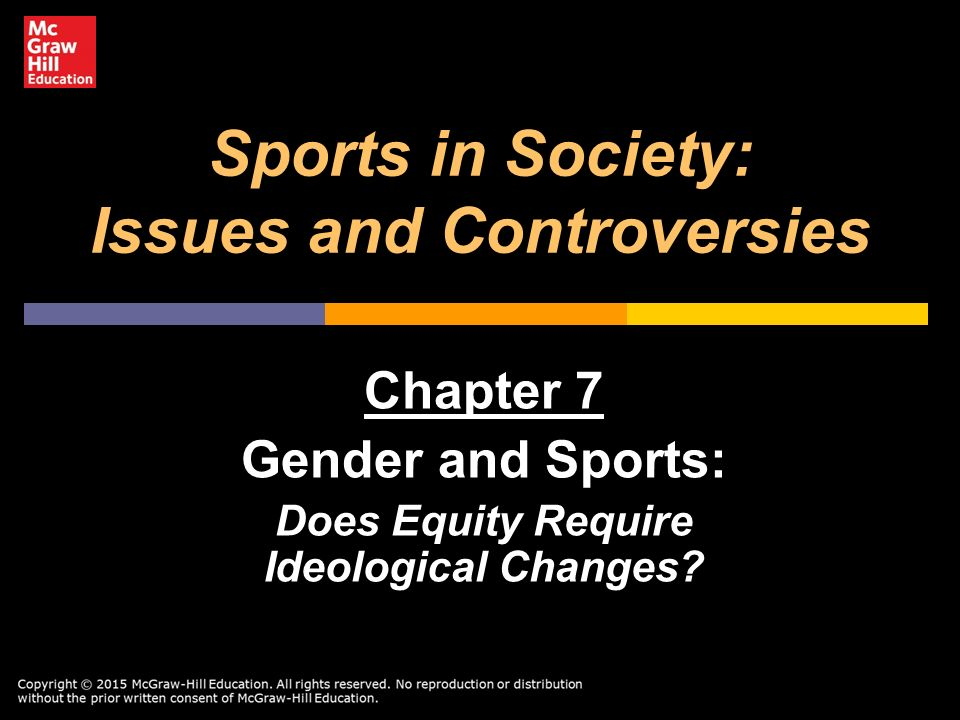 gender and sexuality in sport essay
