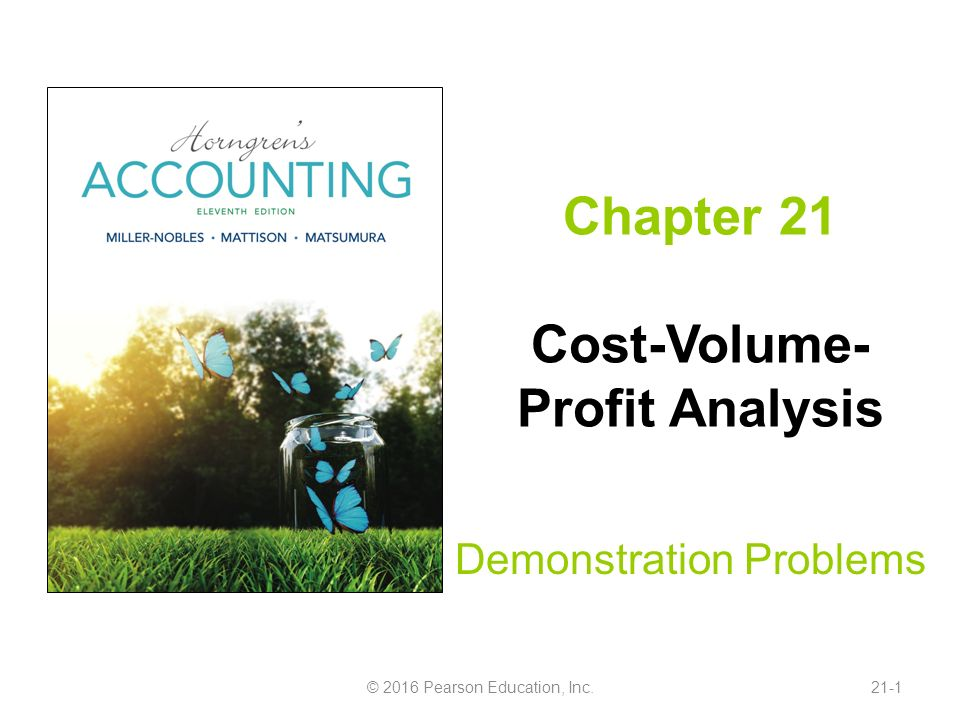 cost volume profit analysis essays The quality of my essay was worth the money i had paid cost volume profit analysis (cost-volume-profit.