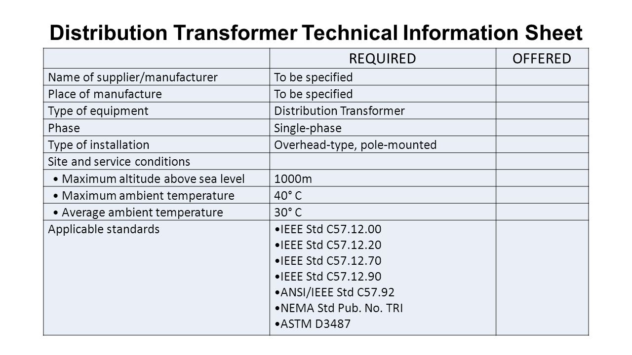 Three Phase furthermore Custom Made Three Phase Isolating Transformer Dimensions together with Cts Image likewise Distribution Transformer Technical Information Sheet likewise Generator Sizing  erage Chart. on three phase transformer sizes standard