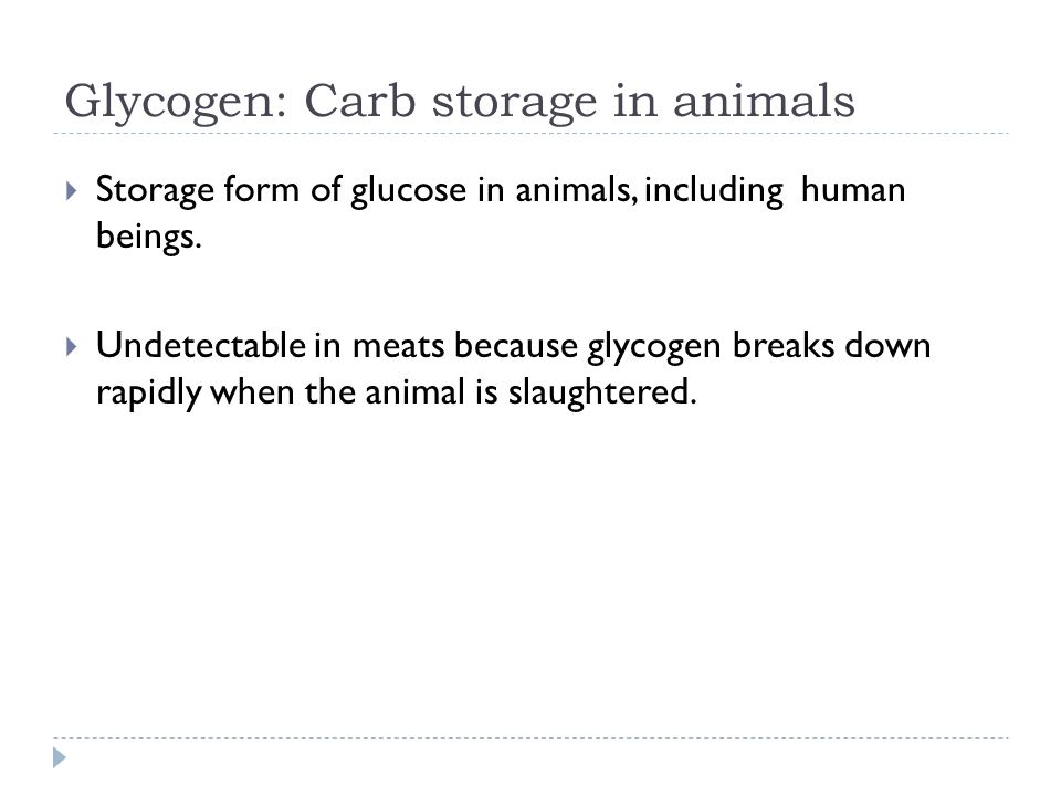 HSC 4572 Selected Portions Chapter 4: Carbohydrates - ppt video ...