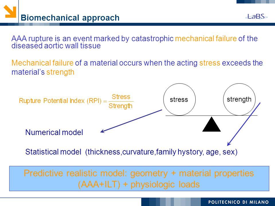 Biomechanical approach