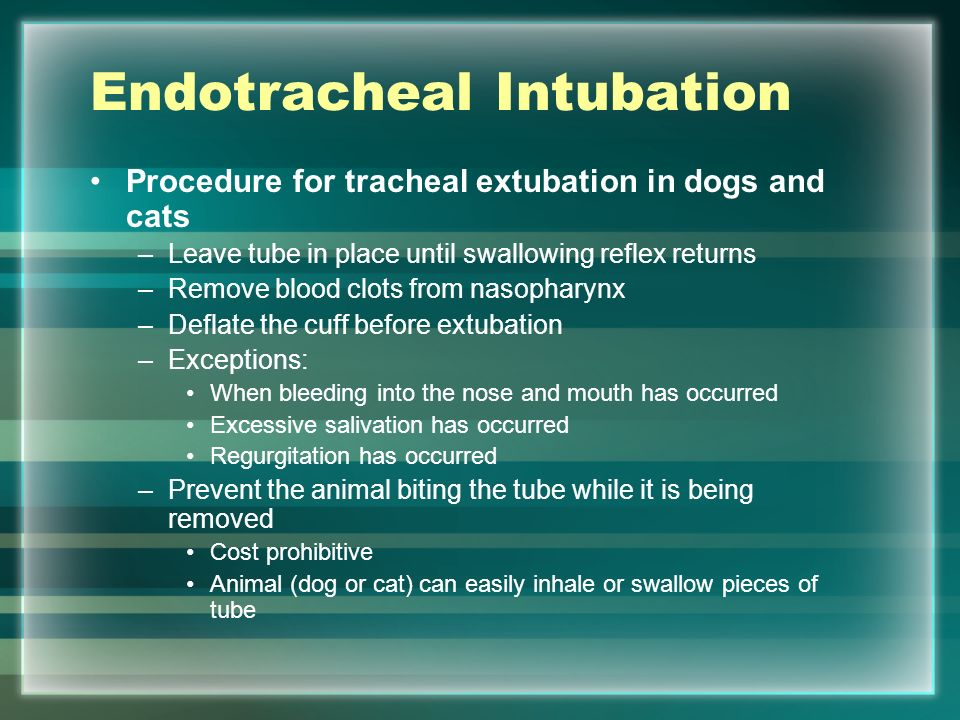 Intubation And Anesthetic Machines Ppt Download