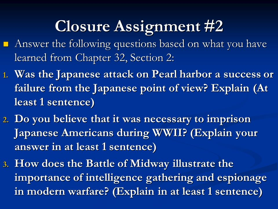 pearl harbor: intelligence failure essay Pearl harbor us intelligence failure - it was a sunday morning, on december 7,  1941 when pearl harbor, us naval base located on hawaii, was attacked by.
