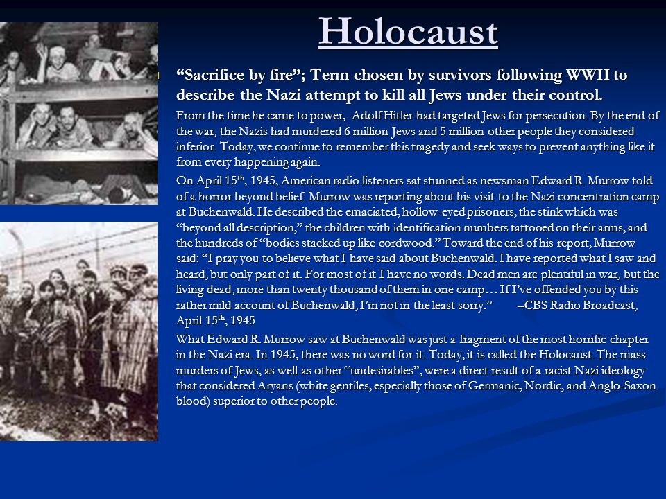 40 words to describe the holocaust The holocaust was the systematic,  the holocaust encyclopedia now includes 50 biographies of jewish partisans  sought to describe nazi policies of.