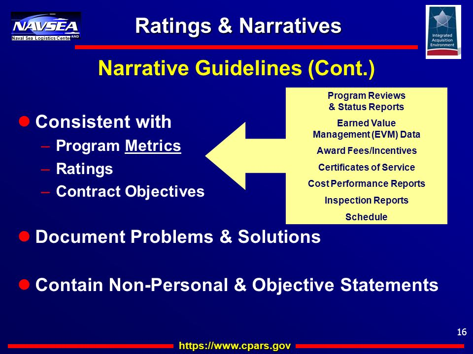 narrative guidelines With the guidance of the therapist, a patient establishes a chronological narrative  of his or her life, concentrating mainly on their traumatic.