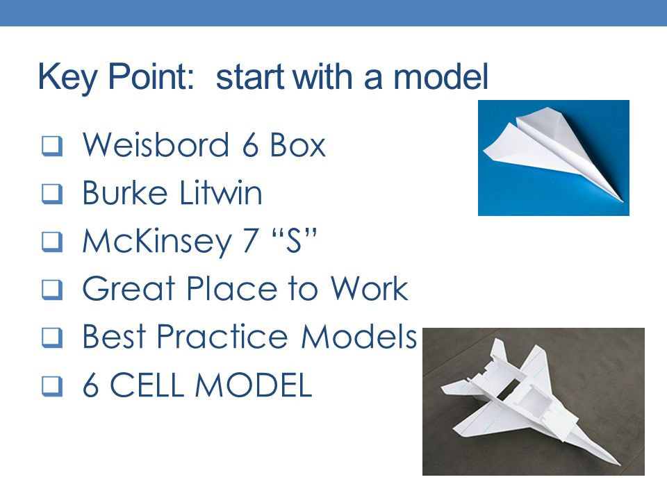 challenges of weisbord 6 box model Of this handbook can illustrate the application of weisbord's six-box model also  included is her analysis and diagnosis of the case as well as an outline of an.