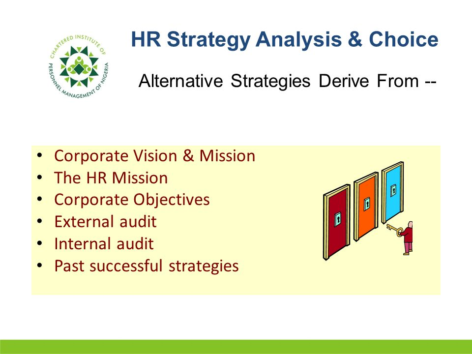 Strategy, Business Intelligence And Leadership For Hr Leaders