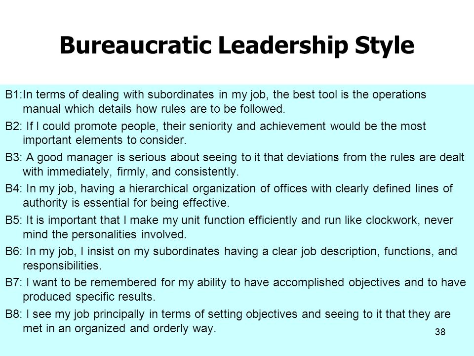 Bureaucratic Leadership Guide: Definition, Qualities, Pros & Cons, Examples