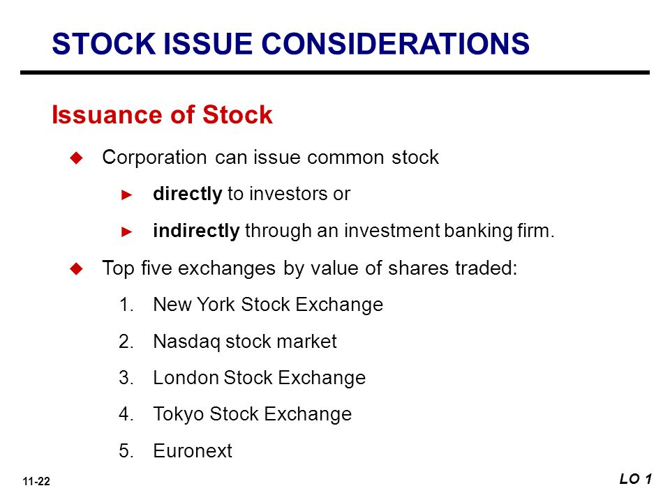 issue common stock in capsim Can a company issue common stock at two different prices per share if the company has not changed in value if a company's stock is over-valued, why would they issue more stock when a company issues a guidance about its own stock, what does that mean.