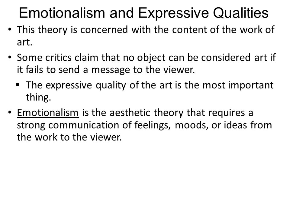 """emotionalism theory The madman theory forced the world to consider a  """"the vehemence of his remarks testified to his growing emotionalism and lack of balance,"""" the."""