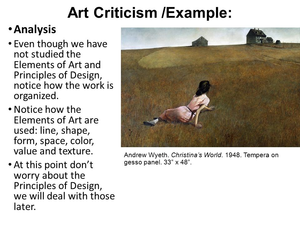Principles Of Design Value : Arttalk chapter art criticism and aesthetic judgement