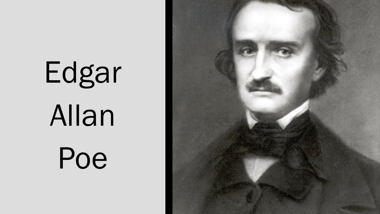 edgar allan poe bio In 1826 poe left richmond to study at the university of virginia poe excelled in his classes, but unfortunately, he accumulated a lot of debt because his foster father, john allan, had sent.
