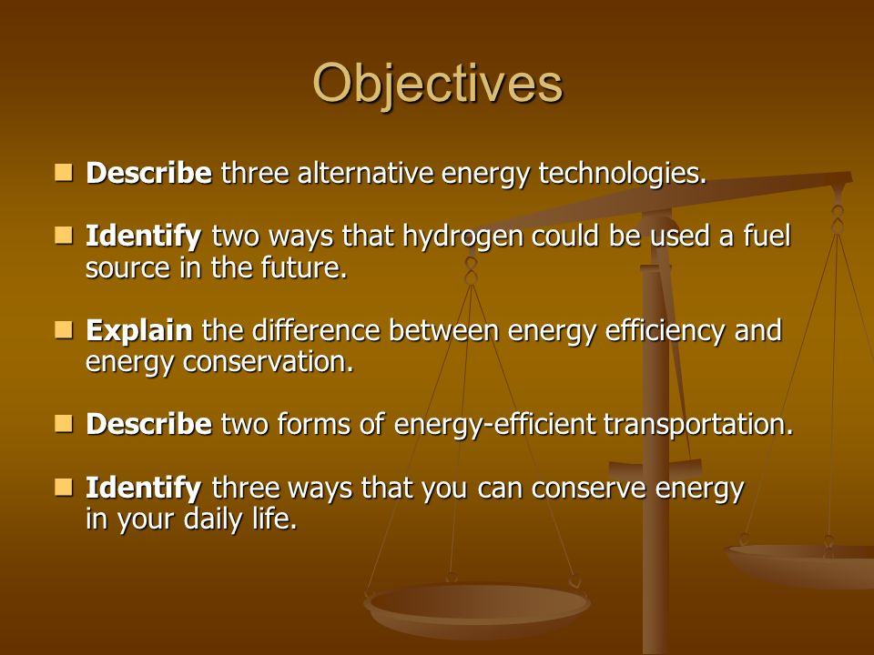 Chapter 18 renewable energy ppt download for Ways you can save energy