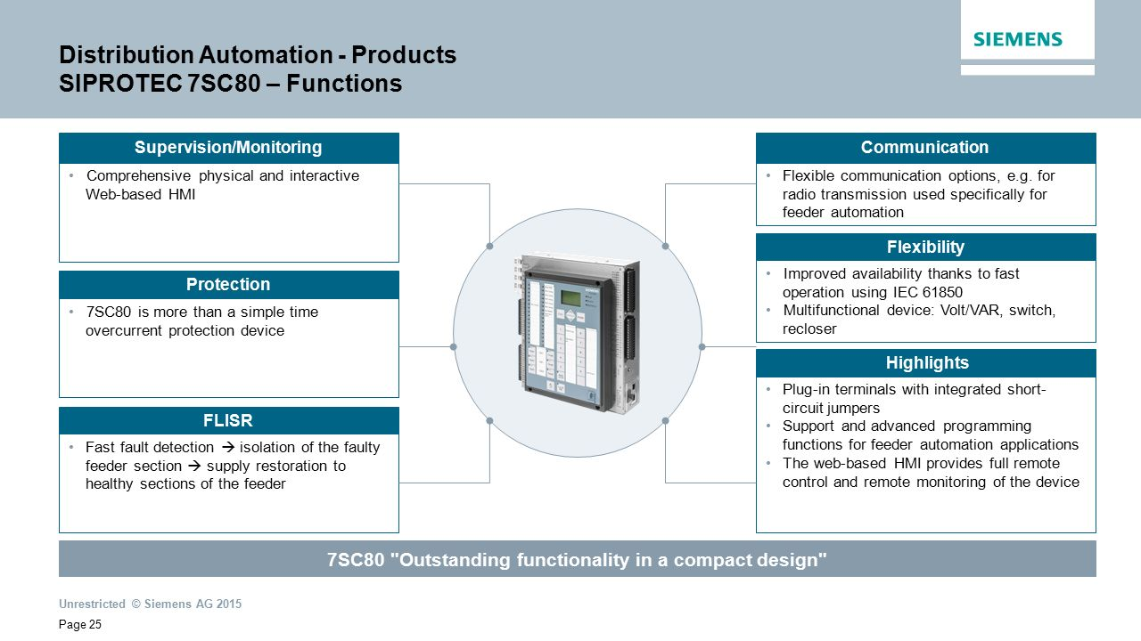 distribution automation Distribution automation and management systems city public service of san antonio, texas, distribution automation and telecommunications using uca protocol, study and.