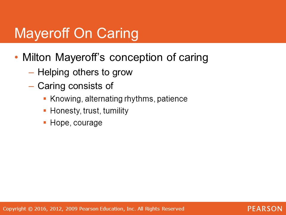 an overview of boykin and schoenhofers theory of nursing as caring a model for transforming practice Case overview: mary, a part-time postgraduate student, concentrated her research project on equal opportunities in the publishing industry, considering career  video.