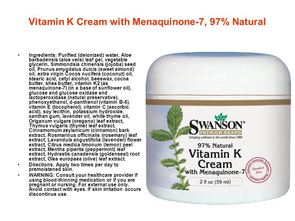 jason vitamin k creme