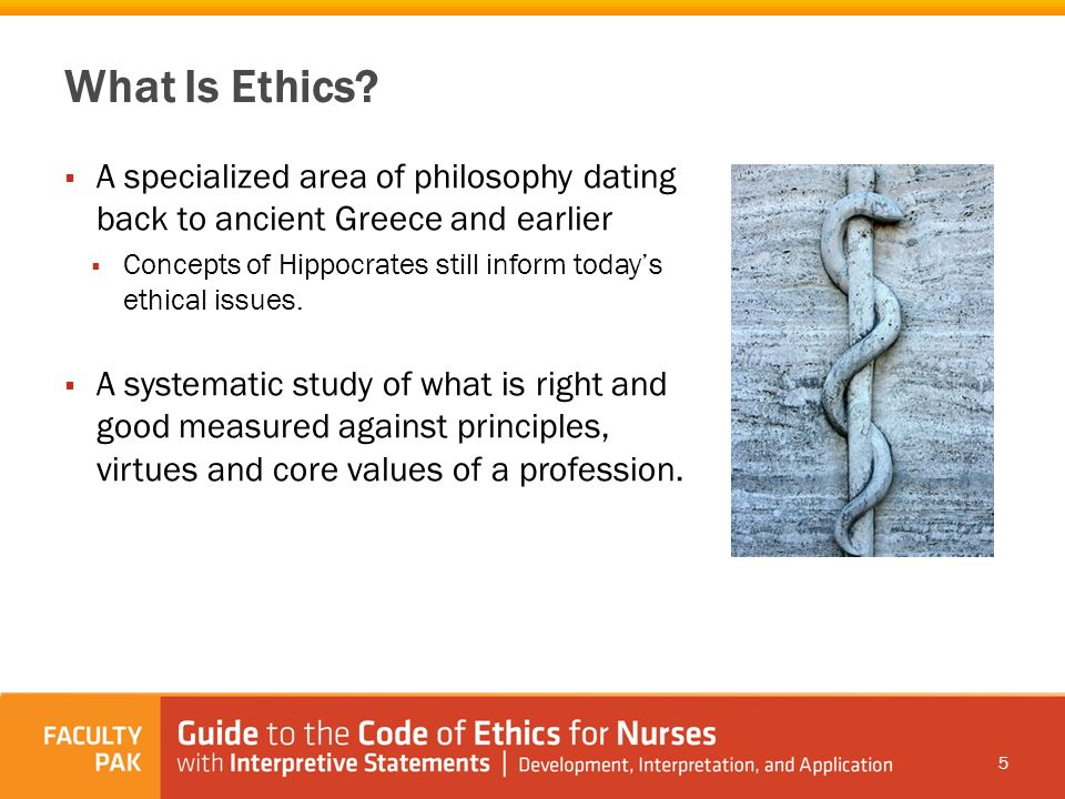 nursing ethics and values American nurses association code of ethics and  vision and values,  nurses have been called to the nursing.