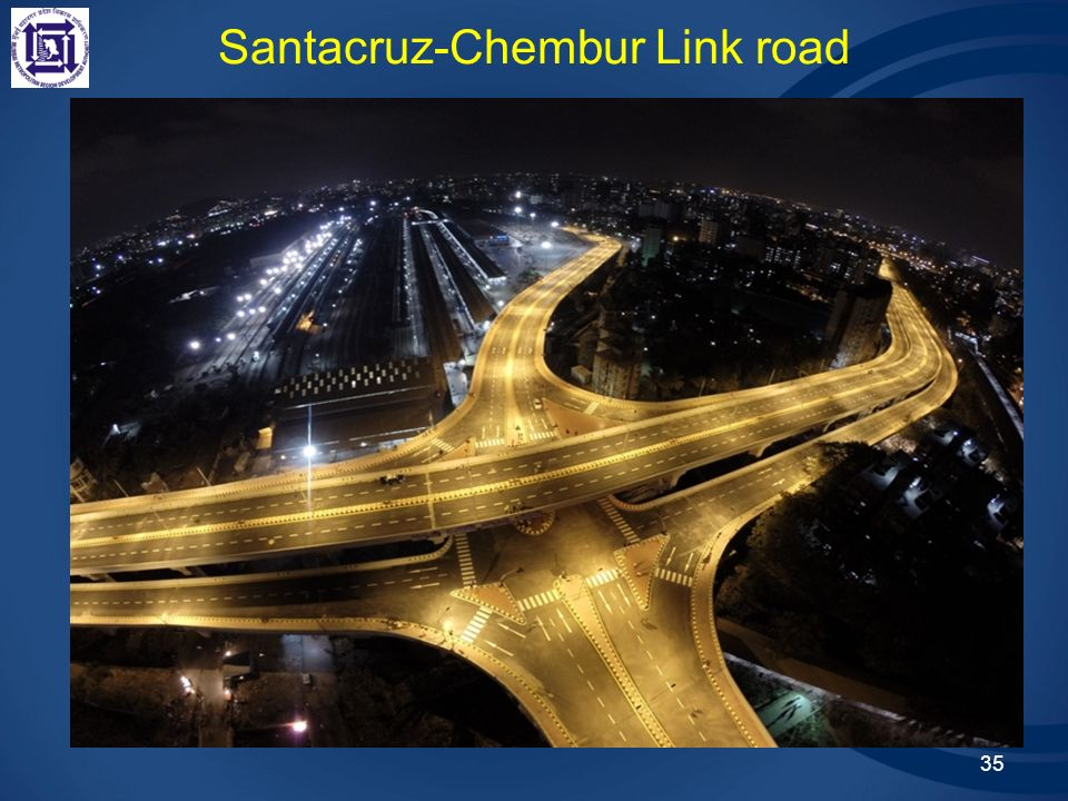 eia of santacruz chembur link road 5 slum and fishing communities have protested the bandra-worli sea link, the santa cruz-chembur link road, the jogeshwari vikhroli link santacruz- chembur link road (sclr), but it was incomplete aspects of jvlr (like the r & they were hired by mmrda and the eia was conducted within.