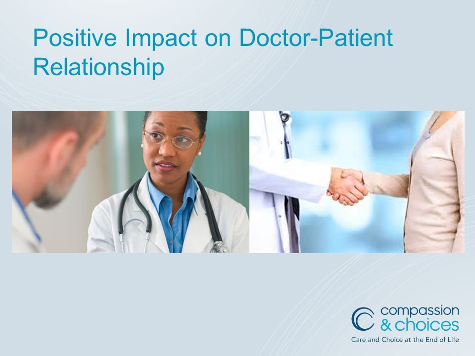 patient trust in the physician relationship to requests