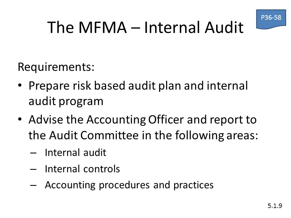 Accounting Best Practices: Internal Control