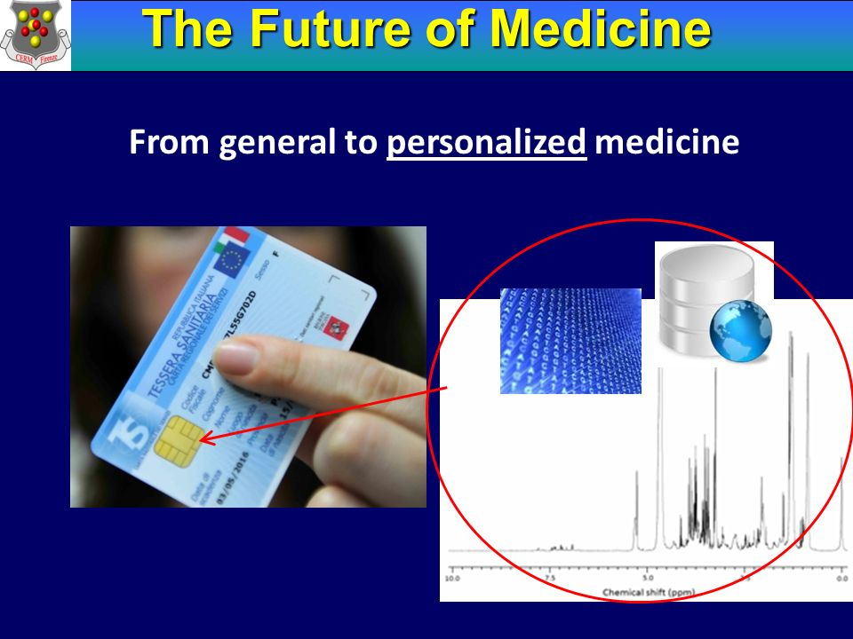 From general to personalized medicine