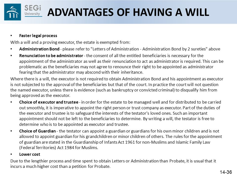 WILLS AND WILL PLANNING - ppt download