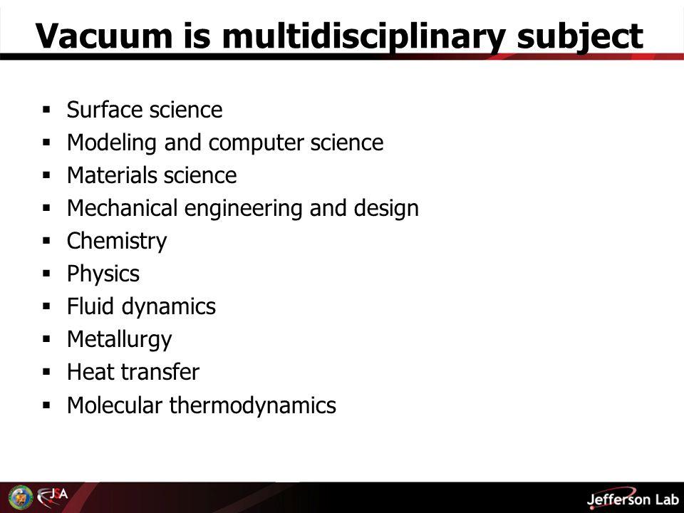 Vacuum Definition In Science