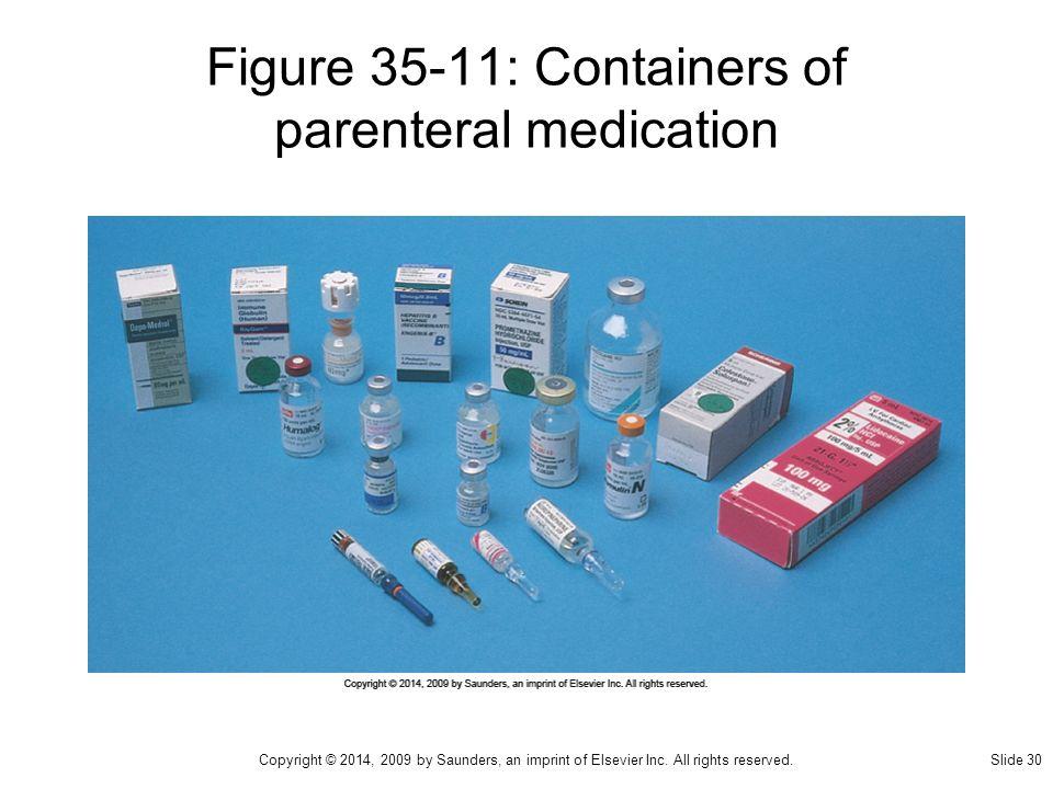 parenteral medications Studies of a parenteral nutrition  pediatric cvicu medications greg gorman1, rachel r miller 2, logan c joiner , crystal l quattlebaum3 and kim benner4.